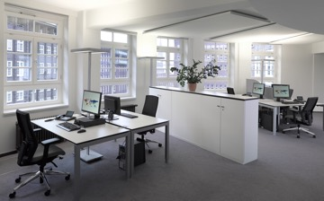 Viewpoint Europe Büro
